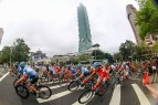 2013 Tour de Taiwan 7th Stage Taipei City / 58Km